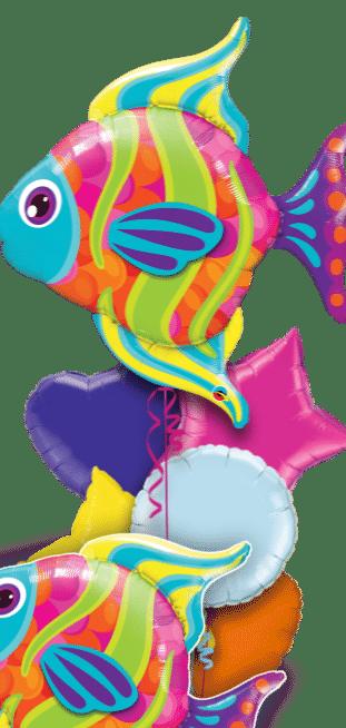 Tropical Fish Balloon