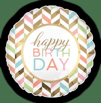 Jumbo Birthday Confetti Fun