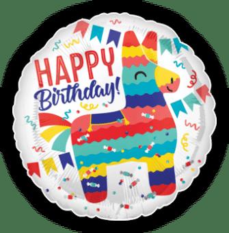 Birthday Pinata Party