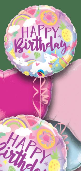 Fantastical Fun Birthday Balloon