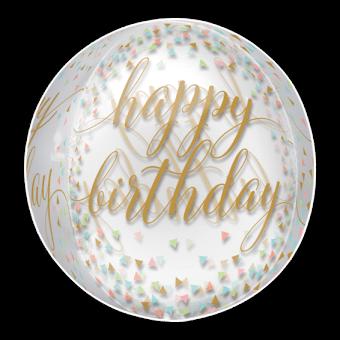 Happy Birthday Script Orbz