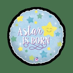 A Star Is Born Boy Balloon