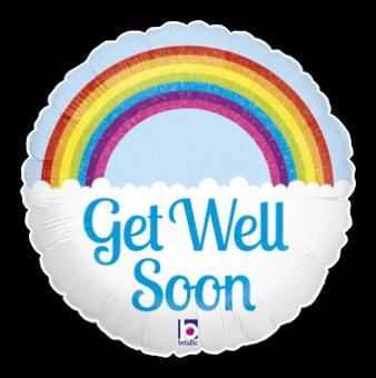 Get Well Soon Rainbow
