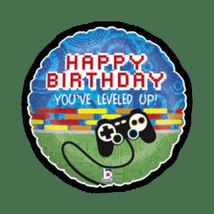 Birthday Game Controller Balloon