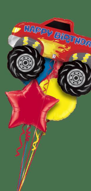 Monster Truck Balloon