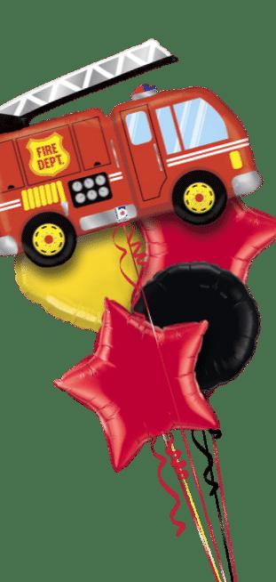 Fire Engine Balloon