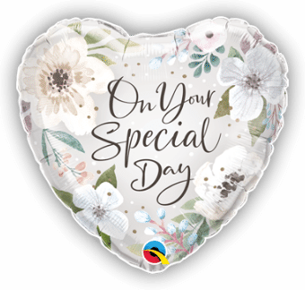 Your Special Day Balloon
