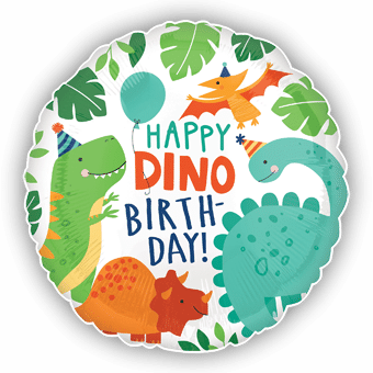 Dinomite Dinosaur Party