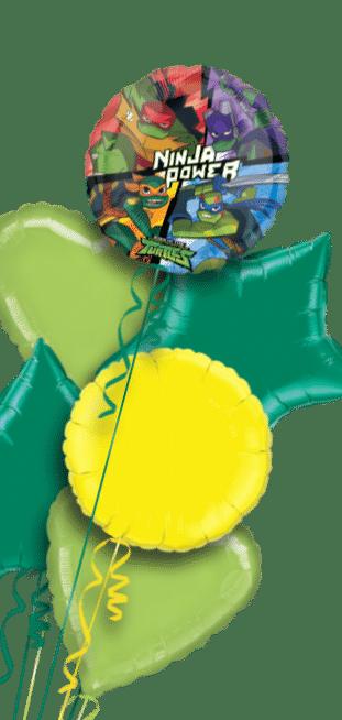 Rise of the Teenage Mutant Ninja Turtles Balloon