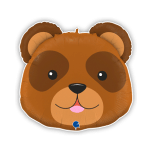 Bear Head Balloon