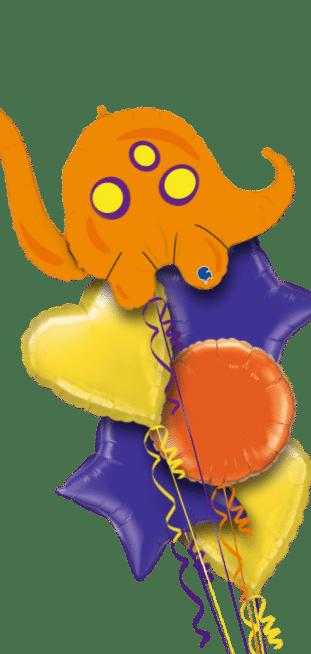 Brontosaurus Dinosaur Balloon