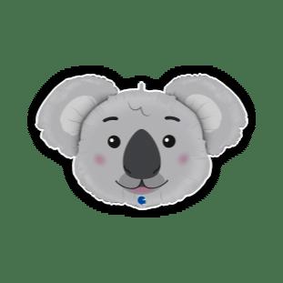 Koala Head Balloon