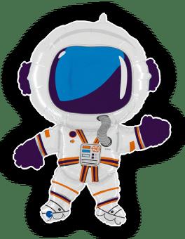 Happy Astronaut