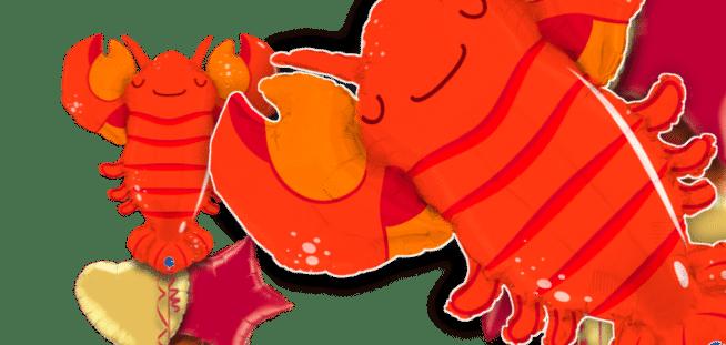 Giant Lobster Balloon