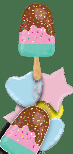 Fab Lolly Smile Balloon