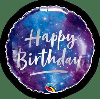 Birthday Galaxy