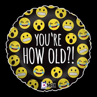 Emoji How Old