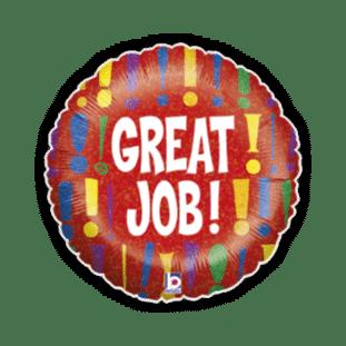 Great Job Balloon