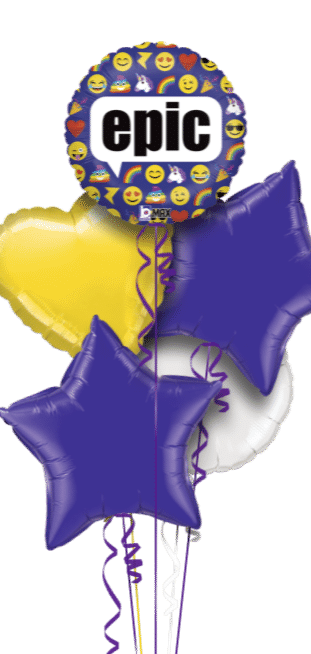 Epic Emojis Balloon