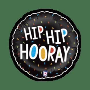 Hip Hip Hooray Balloon
