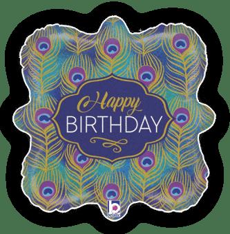Peacock Birthday