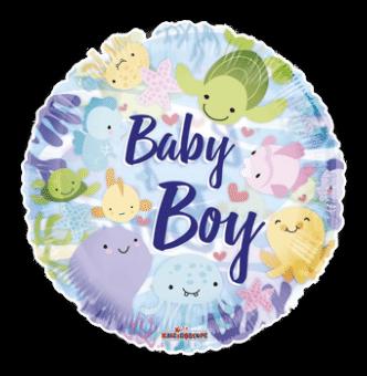 Under The Sea Baby Boy