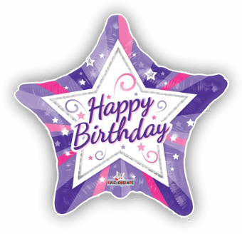 Birthday Star