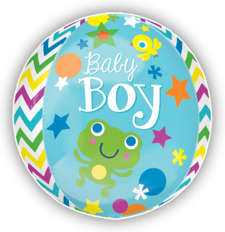 Sweet Baby Boy Orbz
