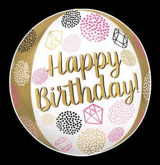 Happy Birthday Gems Orbz