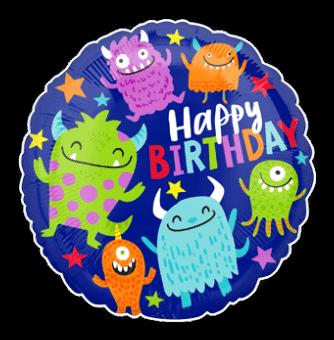 Happy Birthday Little Monster