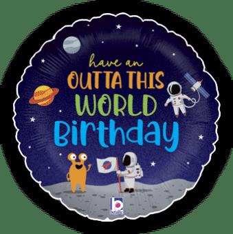 Outta This World Birthday