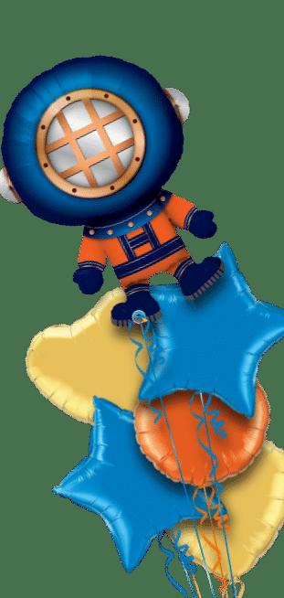 Deep Sea Diver Balloon