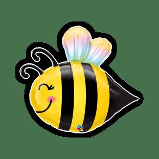 Smiling Bee Balloon