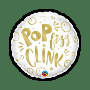 Pop Fizz Clink Balloon
