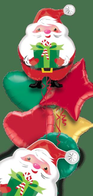 Mini Santa Shape Balloon