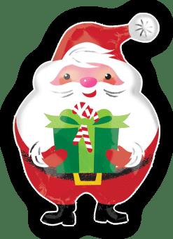 Mini Santa Shape