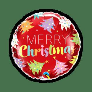 Christmas Trees Balloon