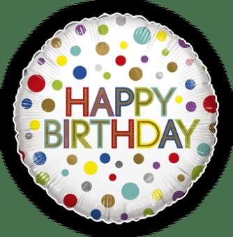 Birthday Spots