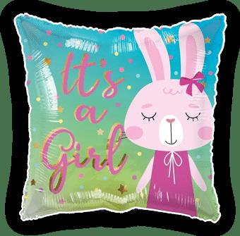 Girl Baby Bunny