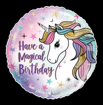 Have a Magical Birthday Unicorn