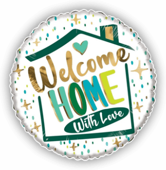Welcome Home With Love