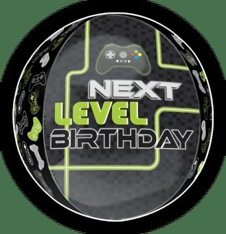 Next Level Birthday Orbz