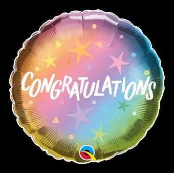 Congratulations Ombre