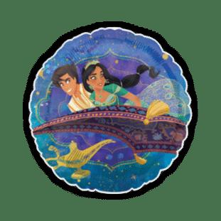 Aladdin and Jasmine  Balloon