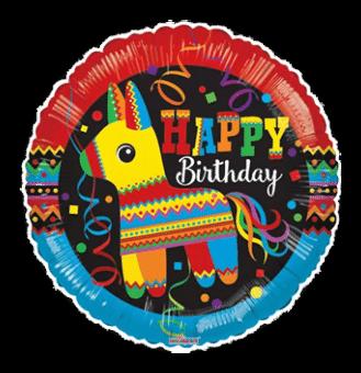 Happy Birthday Pinata