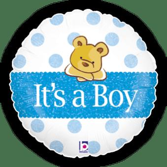 Its a Boy Baby Bear