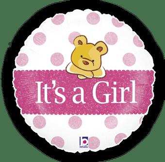 Its a Girl Baby Bear