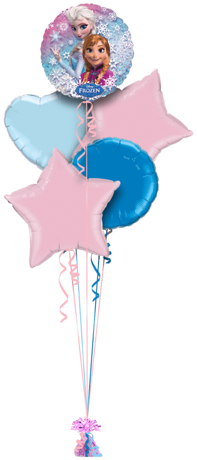 Disney Frozen Balloon Bunch